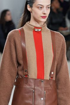 Hermès Herbst/Winter Ready-to-Wear - Fashion Shows Vogue, Fall Winter, Autumn, Models, Fall Trends, Hermes, Knit Crochet, Ready To Wear, Fashion Show