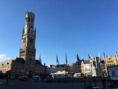 Main Square @Bruges