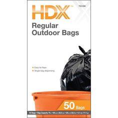 HDX - Flap Tie Outdoor Regular - HDC30WC050B - Home Depot Canada