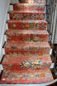 Sally Wheat Interiors Antelope Stair Runner Sally Wheat
