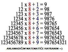 ": A Little Math Humor ;-) It's mathematics :"") Math Jokes, Math Humor, Ocd Humor, Fun Math, Math Activities, Easy Math, Number Tricks, Brain Teasers, Useful Life Hacks"