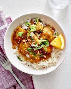 Recipe: Slow Cooker Orange Chicken — Quick and Easy Weeknight Dinners