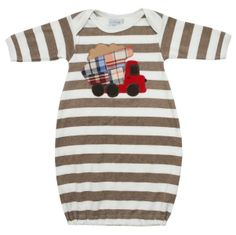 Bebe Mwah - Haute Baby Infant Boy Sleeping Gown (Boy Oh Boy), $36.00 (http://www.bebemwah.com/haute-baby-infant-boy-sleeping-gown-boy-oh-boy/)