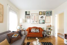 House Tour: A Carefully Crafted Rental in Cambridge | Apartment Therapy