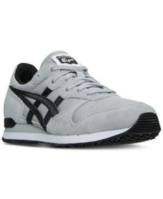6ed63dcd08bd6 Asics Onitsuka Tiger Men s Alvarado Casual Sneakers from Finish Line    Reviews - Finish Line Athletic Shoes - Men - Macy s. Scarpe Da ...