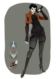 "Love this Book --> ""Ready Player One"" by Ernest Cline  Art3mis' Avatar by Jo-ley"
