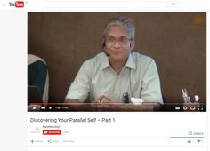 #DiscoveringYourParallelSelf Part 1: What is stress? #Ego #Expectations #Pressure #Meditation #Yoga https://www.youtube.com/watch?v=m6l2mvF3ats&feature=youtu.be