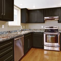 Shh.. it's not granite, it's PAINT! Easy & affordable DIY countertop makeover kit! Transform your existing countertops to look like natural stone.