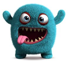 Find Cute Furry Monster stock images in HD and millions of other royalty-free stock photos, illustrations and vectors in the Shutterstock collection. Thousands of new, high-quality pictures added every day. Funny Monsters, Cartoon Monsters, Little Monsters, Cartoon Characters, Monster Pc, Monster Names, Monster Mash, Monster Illustration, Illustration Art