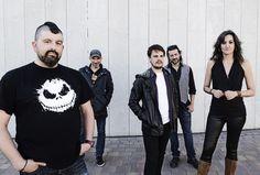 La banda navarra Miss Undergroove nos presentan tres temas de adelanto de su disco debut