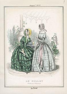 Le Follet August 1844 LAPL