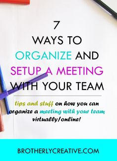 Do you have a blogging team? Are you struggling to setup a meeting with them online? Well, you're lucky right now, I have compiled some steps on how you can setup a meeting with your blogging team.