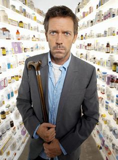 Love Hugh Laurie!
