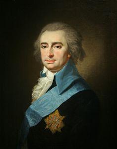 Portrait of Ignacy Wyssogota Zakrzewski by Józef Peszka, ca. 1792 (PD-art/old), Muzeum Warszawy