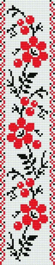 Cross stitch supplies from Gvello Stitch Inc. Hundreds of cross stitch products available delivered world-wide at affordable prices. We sell cross stitch kits, needles, things you need to make beautiful cross stitch designs. Cross Stitch Bookmarks, Cross Stitch Borders, Cross Stitch Flowers, Cross Stitch Charts, Cross Stitch Designs, Cross Stitching, Cross Stitch Patterns, Folk Embroidery, Cross Stitch Embroidery