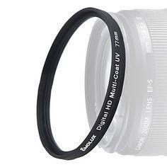 Emolux Digital Slim HD DLP MC-UV 77mm filter – DKK kr. 147