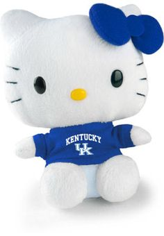 UK Hello Kitty Plush Character