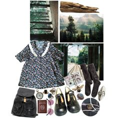 """""""Little Numbers : : BOY"""" by hippierose on Polyvore"""