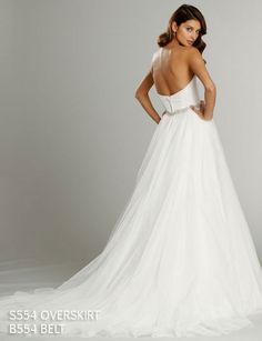 Bridal Gowns, Wedding Dresses by Alvina Valenta - Style AV9554