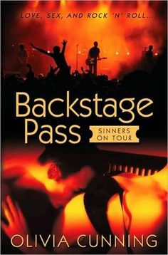 Backstage Pass (Sinners on Tour #1) by Olivia Cunning
