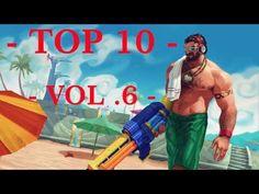 League Of Legends - Top 10 Best Plays - Vol .6