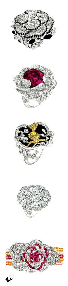 Chanel - Jardin de Camélias collection