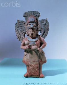 Mayan Whistle in the Shape of a Musician