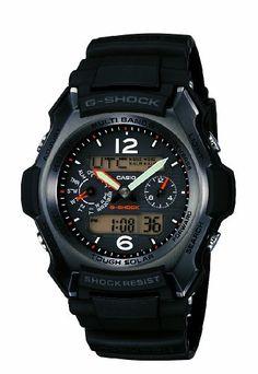 Casio Men's GW2500B-1A G-Shock G-Aviator Chronograph « Delay Gifts