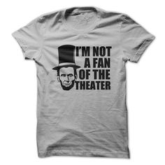 I'm Not a Fan of the Theater