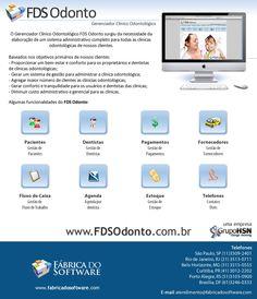 Newsletter FDS Odonto #emailmarketing #newsletter #maladireta Cliente: Fábrica do Software