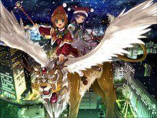 sakura card captor Feliz Navidad!!!