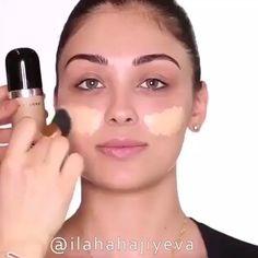 MAKE🤩🤩 # Make-up # Makelovers # Makeadoro # Makeporamor # # Makegirls … - Makeup Tips For Older Women Easy Makeup Tutorial, Makeup Tutorial For Beginners, Makeup Tutorials, Video Tutorials, Contour Makeup, Beauty Makeup, Online Makeup Courses, Makeup To Look Younger, Makeup Dupes