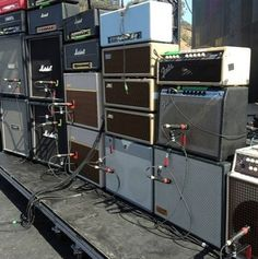 Amps on Tour