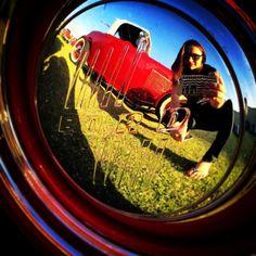 Hello Port Fairy... #HotRod #RodRun #PortFairy #Ford #Roadster by ebony.hawkins http://ift.tt/1UokfWI