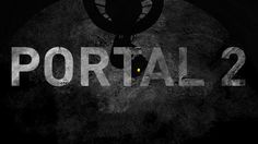 Title sequence design for Valve's Portal 2.  After Effects.  Personal project.  2012.
