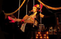 berlin cabaret, burlesque and cocktails - the Prinzipal bar