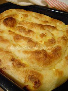 U dzaku brasna: Domaće kore - za početnike Bosnian Recipes, Bulgarian Recipes, Croatian Recipes, Bosnian Food, Serbian Food, Kitchen Recipes, Gourmet Recipes, Cooking Recipes, Healthy Recipes