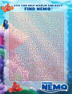 nemo maze