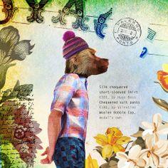 New illustration for Fashion Book. Checkered Suit, Fashion Books, Fashion Illustrations, Hugo Boss, My Best Friend, Art, Art Background, Kunst, Gcse Art