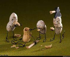 Peanut Zombies!!!
