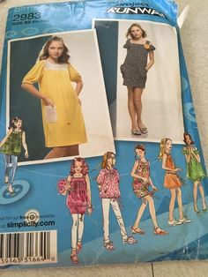 Girls Dresses Sewing, Vintage Girls Dresses, Dress Sewing, Knit Dress, Fall Jackets, Jackets For Women, Womens Cocktail Dresses, Project Runway, Top Pattern