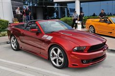 2012 SMS 302 Mustang