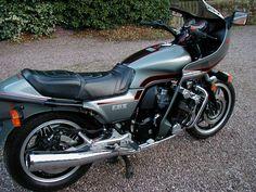 Bike # 10 Honda CBX - 6 cylinder