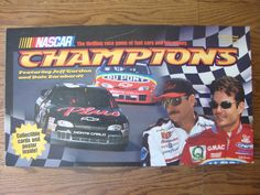 Nascar Champions Race Game featuring Dale Earnhardt Sr.