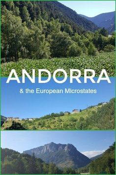 Andorra and the European Microstates - Lou Messugo European Road Trip, European Travel, Travel Europe, Visit Andorra, Travel Guides, Travel Tips, List Of Countries, European Countries, Strange Places