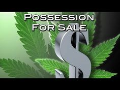 The Nevada crime of possessing marijuana with the intent to sell.
