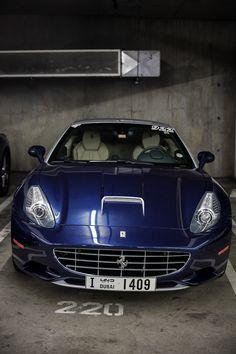 Ferrari 2014 California HS