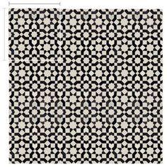 Arabesque tile patterns of Moorish culture and design