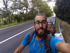 """Michael Zani in giro per l'Italia per l'Associazione """"Mosaico"""" ha fatto tappa a Crotone - Ha fatto tappa a Crotone, Michael Zani, il 23enne originario della provincia di Verbania, che dallo scorso mese di aprile sta girando l'Italia  - http://www.ilcirotano.it/2017/10/31/michael-zani-in-giro-per-litalia-per-lassociazione-mosaico-ha-fatto-tappa-a-crotone/"""