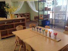 Reggio classroom - MiraCosta College